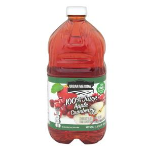 Urban Meadow - 100 Cranberry Apple Jce
