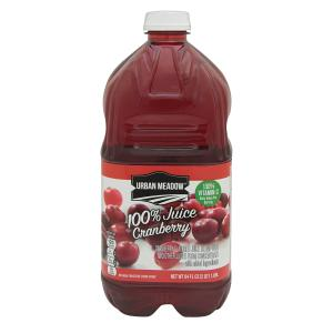 Urban Meadow - 100 Cranberry Juice