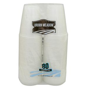Urban Meadow - 9oz Plastic Cold Cups
