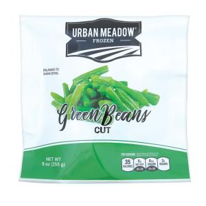 Urban Meadow - Cut Green Beans