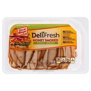 Oscar Mayer - Deli Shaved Honey Turkey