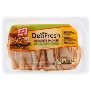 Oscar Mayer - Deli Shaved Mesquite Turkey