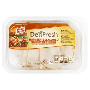Oscar Mayer - Deli Shaved Rotisserie Chicken