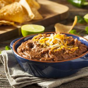 Easy Refried Beans - Urban Meadow®
