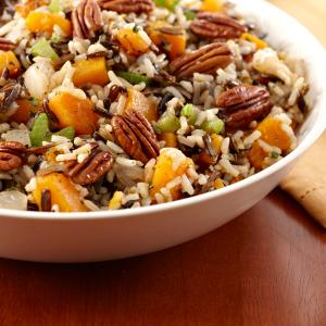 Herbed Wild Rice Stuffing with Butternut Squash - McCormick®