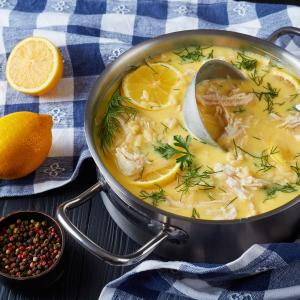 Lemon Chicken Soup - Urban Meadow®