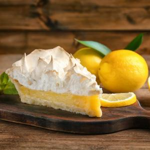 Lemon Meringue Pie - Urban Meadow®
