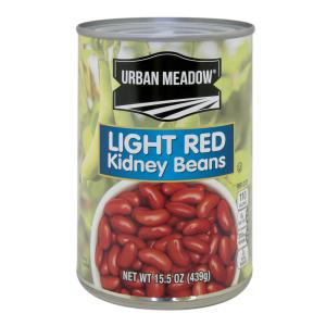 Urban Meadow - Light Red Kidney Beans