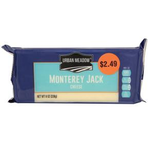 Urban Meadow - Monterey Jack Bars
