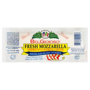 Belgioioso - Mozzarella Sliced Log