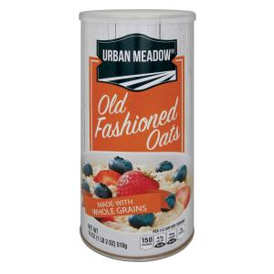 Urban Meadow - Old Fashioned Oatmeal