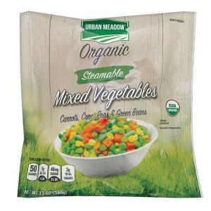 Urban Meadow Green - Organic 4 Way Mixed Veg