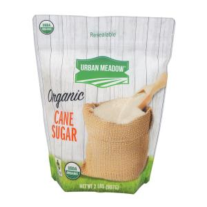 Urban Meadow Green - Organic Granulated Sugar 2lb