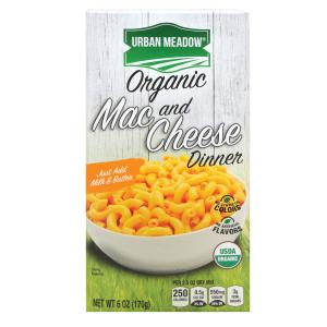 Urban Meadow Green - Organic Mac Cheese