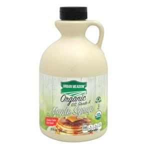 Urban Meadow Green - Organic Maple Syrup