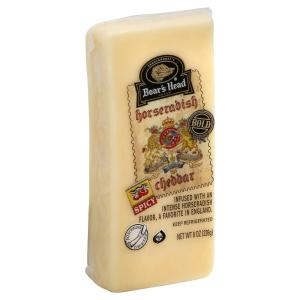 boar's Head - pc Horseradish Ched 8 oz