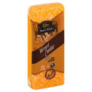 boar's Head - pc Vermont Yellow Cheddar 8oz