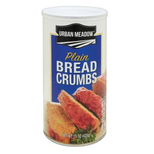 Urban Meadow - Plain Bread Crumbs
