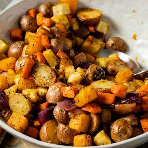 Roasted Harvest Vegetables - McCormick®