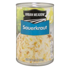 Urban Meadow - Sauerkraut