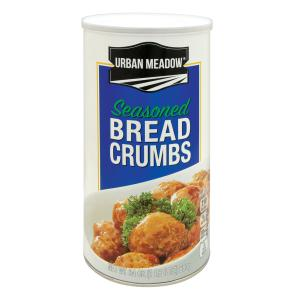 Urban Meadow - Seasoned Bread Crumbs