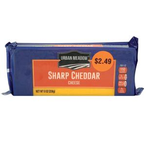 Urban Meadow - Sharp Cheddar Color Bar