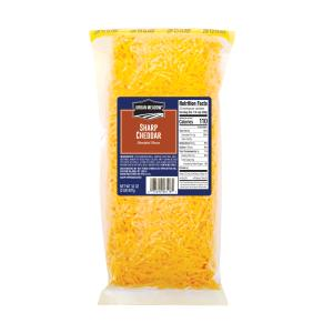 Urban Meadow - Sharp Cheddar Color Shred 2lb