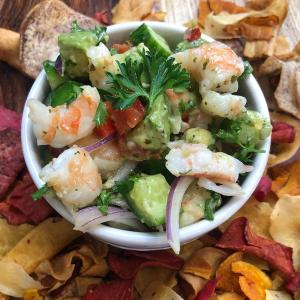 Shrimp Ceviche - Urban Meadow®