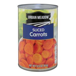 Urban Meadow - Sliced Carrots