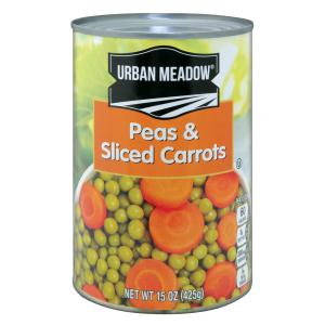 Urban Meadow - Sliced Peas Carrots