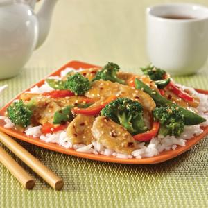 Stir Fry Sesame Chicken And Vegetables - McCormick®