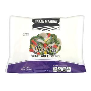 Urban Meadow - Vegetable Blend Stir Fry