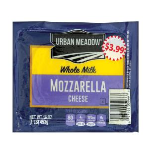 Urban Meadow - Whole Milk Mozzarella